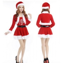 Christmas costumes for adults and men Santa Claus Christmas clothing