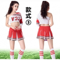 The euro 2016 football baby suit! Fuck dress cheerleaders female ds costumes stage performance cloth