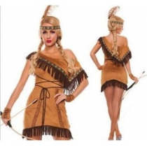 Indian Pocahontas Womens Costume