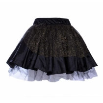 women lace swing skirt