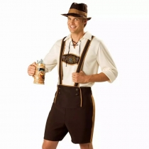 Hansel small leather clothing Oktoberfest Bavarian beer