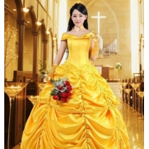 Hot princess belle sleeping beauty sexy costume