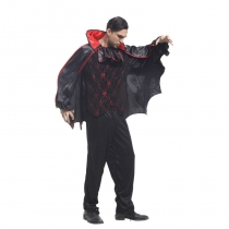 Halloween Cosplay Costume Male Cos Cosplay Ball Batman Vampire Adult Devil Wear
