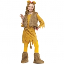 Halloween Kids Cosplay Costumes Girls Cosplay Dance Performance Suit Set