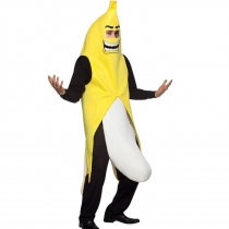 Funny banana clothing Halloween Carnival Party banana performance costumes