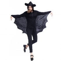 2017 new Halloween cosplay cost adult bats costume vampire suits costumes
