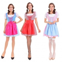 Carnival Oktoberfest Festival German Maid Plus Dress Lovers
