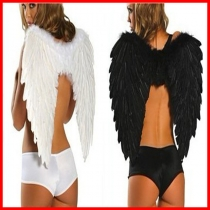 Halloween costume angel wings play bar stage dress nightclub ds show costume COSPLAY wings