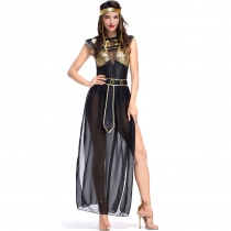 2018 new bar stage performance costumes Egyptian goddess Isis night field ancient Egyptian mythology cos