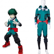 My hero college cos green green valley first nine cosplay costume