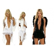 Europe and America game uniform role playing angel demon costume Halloween party night field DS costume