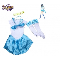 Halloween Japanese Anime Exhibition Costume Sailor Moon Hare Cosplay Ladies Cosplay