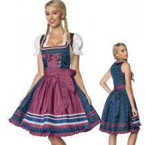 2019 new German traditional Oktoberfest clothing bar party party dress Tsingtao beer festival beer sister clothes