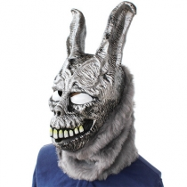 Halloween Horror Party Party Scary Props Ghost Rabbit Frank Rabbit Latex Mask