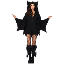 Adult Halloween sexy female Batman costume cosplay role playing game uniform
