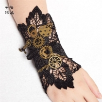 Steampunk accessories lolita Lolita gothic retro bracelet jewelry