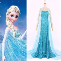 New Frozen Cosplay Costume