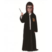 Halloween COS Costume Costume Harry Potter Cloak Magic School Cloak Child Hooded Cloak