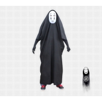 Spirited Away COSPLAY Costume Faceless Men's Clothing Costume