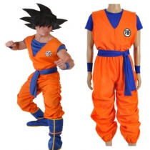Halloween Anime Costume Dragon Ball Cosplay Goku Turtle Fairy Practice Clothes Performance Costumes Words