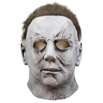 New Halloween Mask Mcmel Movie Moonlight Panicking Funny Latex Major Mask Wholesale