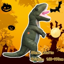 Halloween lizard dragon dinosaur inflatable clothes party funny photo doll Valentine's day Christmas clothes adult