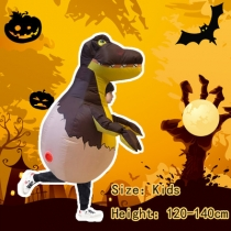 Halloween dinosaur egg inflatable clothes party funny photo doll Valentine's day Christmas clothes children