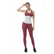 The new mesh breathable sports fitness body shaper waistband was thinner, waistband, postpartum belly shaping corset