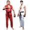 Halloween performance costume Street Fighter Reality Clothes Long Ken clothing adult COS show play clothes
