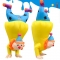 Halloween celebration handstand clown inflatable clothes funny outdoor inflatable school toy show activity costume