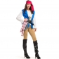 2018 Halloween Couple Female Pirate Costume Halloween Party Party Cosplay Pirate Costume