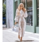 2018 hot European and American jumpsuit sexy lace slim jumpsuit