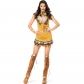 New Halloween Ball Costumes Indian Girls Indigenous Role Playing Cosplay Chieftains
