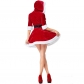 Christmas V-neck tutu Export to Europe and the United States Amazon market foreign trade new party party Christmas girl dress