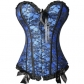 Lace Corset Aliexpress Amazon Wish Supply Corset Wholesale European and American Halloween Burst